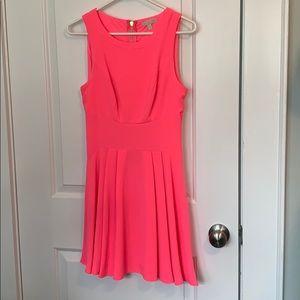 Pink Gianni Bini dress size S